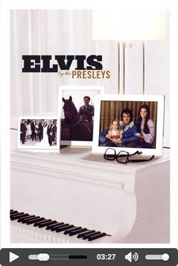 Elvis by the Presley's 2 DVD Set.