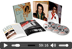 Elvis At Stax 3-CD box set.