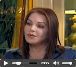 Priscilla looks back on Elvis with Larry King
