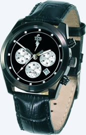 Elvis Presley Bellagio™ TCB Diamond Chronograph Watch