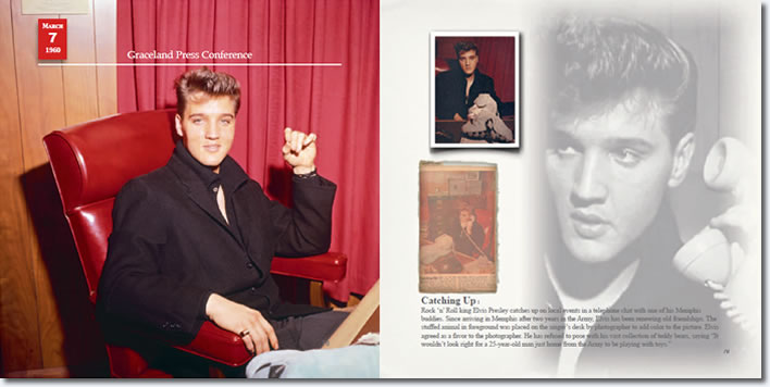 Welcome Home Elvis : FTD Book
