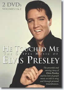 He Touched Me PAL 2 DVD Set