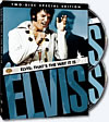Elvis : That's The Way It Is - 2 DVD Set With 12 Never Before Seen Outtake's