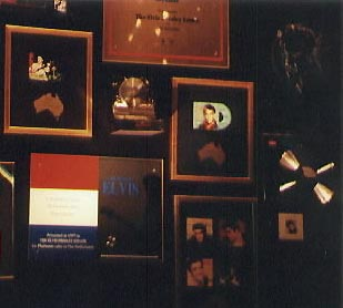 Two Australian Awards at Graceland