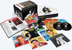 Elvis Presley: The RCA Album Collection 60 CD + Book Deluxe Box Set.