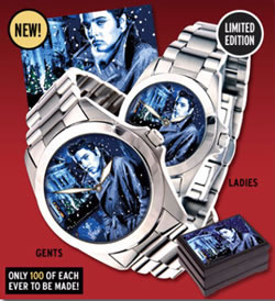 Bellagio : Official Elvis Presley Watches