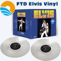 Elvis Presley FTD Special Vinyl LPs