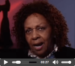 Cissy Houston talks about Elvis Presley