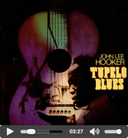 John Lee Hooker talks about Elvis Presley 'Tupelo'