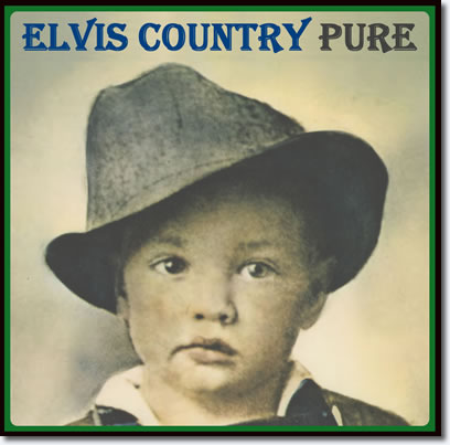 Elvis Country Pure CD.
