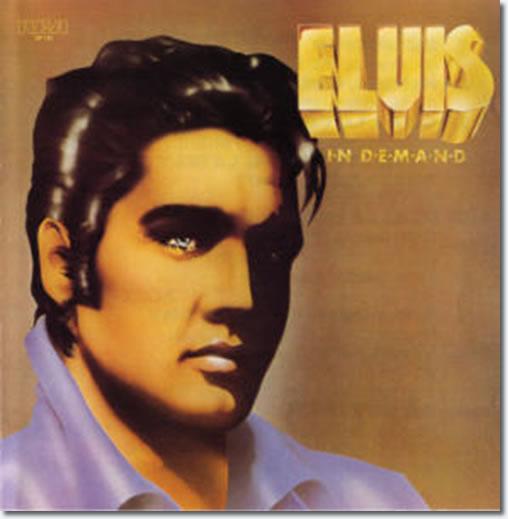 Elvis In Demand CD.