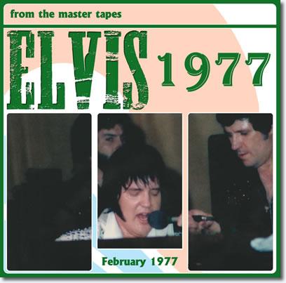 Elvis : February 1977 CD.