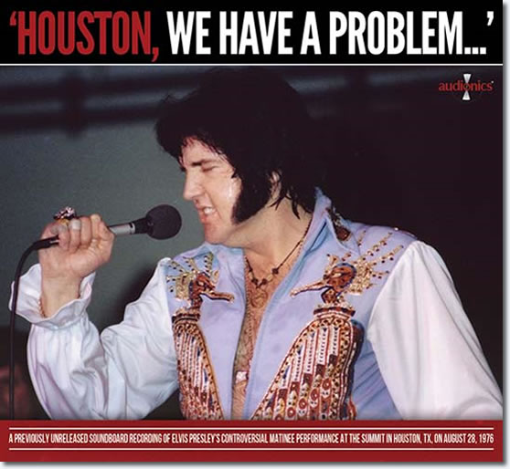 'Houston, We Have A Problem...' CD