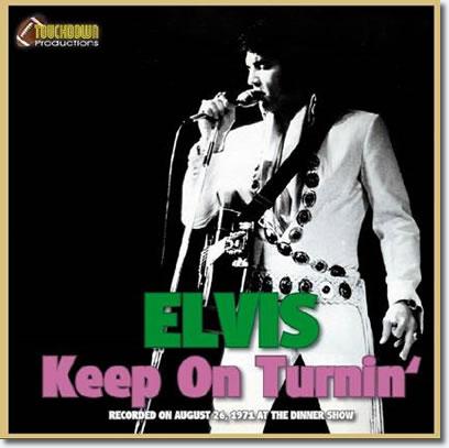 Elvis : Keep On Turnin' CD
