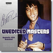 Unedited Masters : Nashville 1970 Revisited CD