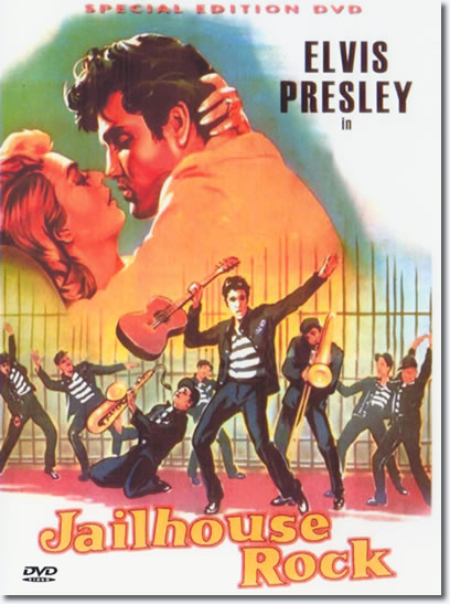 Jailhouse Rock Colorized Edition DVD.