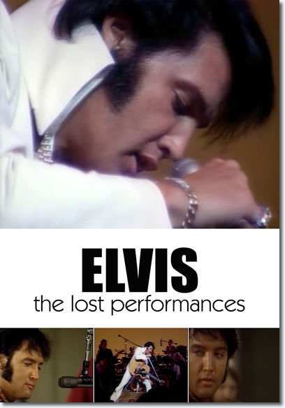 Elvis : The Lost Performances DVD.