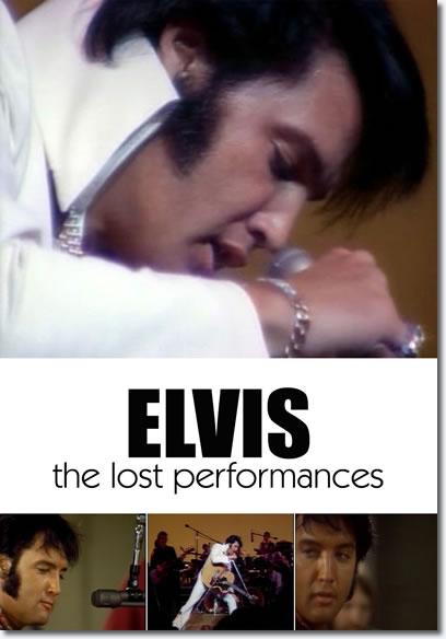 Elvis : The Lost Performances DVD.