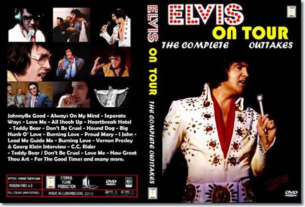 The Complete On Tour Outtakes DVD